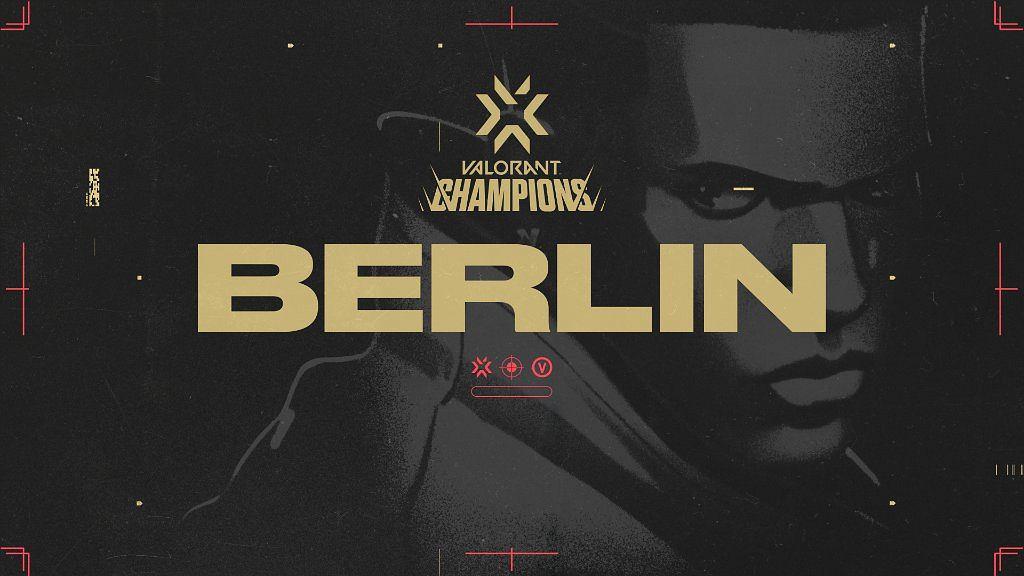 Mistrzostwa świata w VALORANCIE odbędą się w Berlinie.