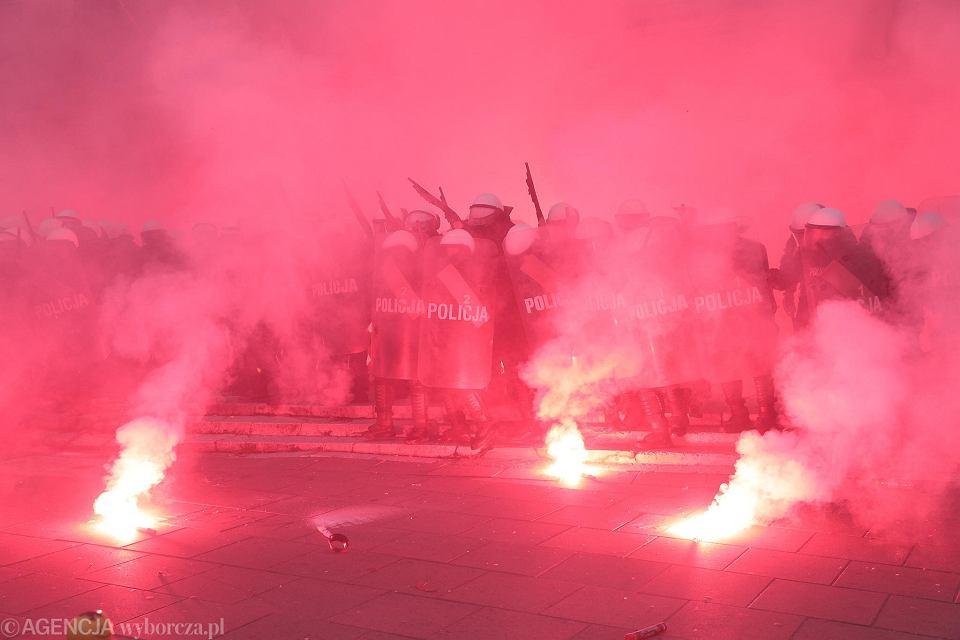 Марш незалежності у Варшаві, 11 листопада 2020 р