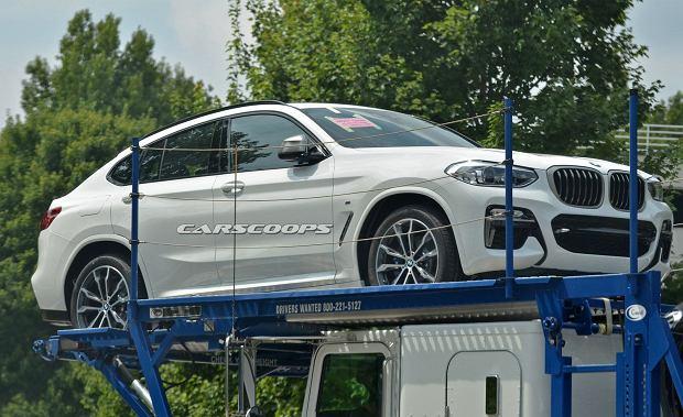 Prototyp nowego BMW X4