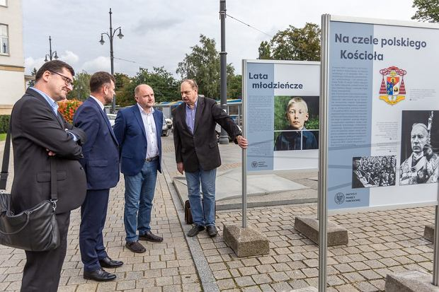 Zdjęcie numer 15 w galerii - Prymas Tysiąclecia - wystawa o kard. Stefanie Wyszyńskim w centrum Torunia