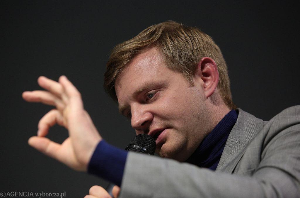 Rafał Zawierucha w rodzinnych Kielcach, luty 2019