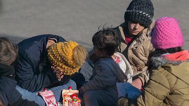Straż Graniczna wypchnęła na teren Białorusi uchodźców z Michałowa