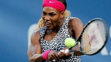 Radość Sereny Williams po triumfie w US Open. To jej 18 wygrany turniej wielkoszlemowy