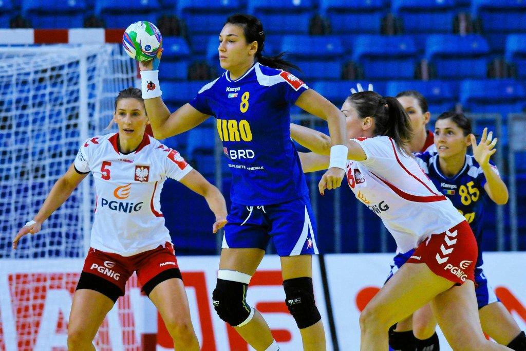 Iwona Niedźwiedź, Cristina Georgiana Neagu i Alina Wojtas