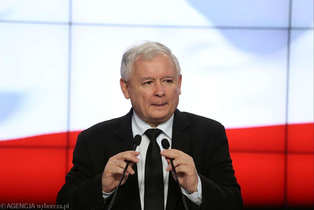 Jarosław Kaczyński: Brexit to