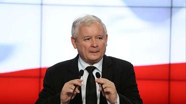 """Jarosław Kaczyński: Brexit to """"wydarzenie mocno niedobre"""""""