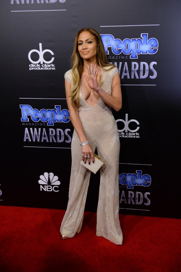 2014 NCNA PHOTO 310-828-3445  Actress and singer Jennifer Lopez attends the 1st annual PEOPLE Magazine Awards at the Beverly Hilton Hotel in Beverly Hills, California on December 18, 2014. The event is a star-studded special and snapshot of the year in pop culture.     XYZ *** Local Caption *** N