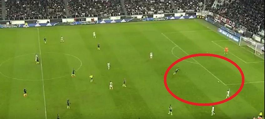 Sytuacja z Juventus - Inter