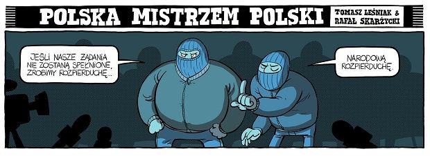 Zdjęcie numer 23 w galerii - Polska mistrzem Polski