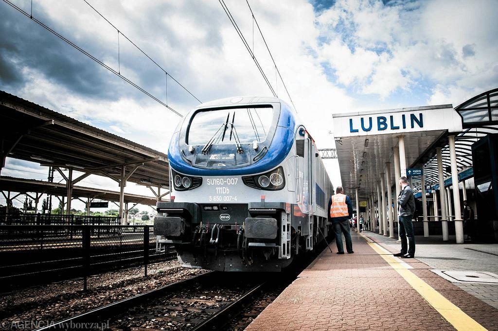 Dworzec Główny PKP w Lublinie