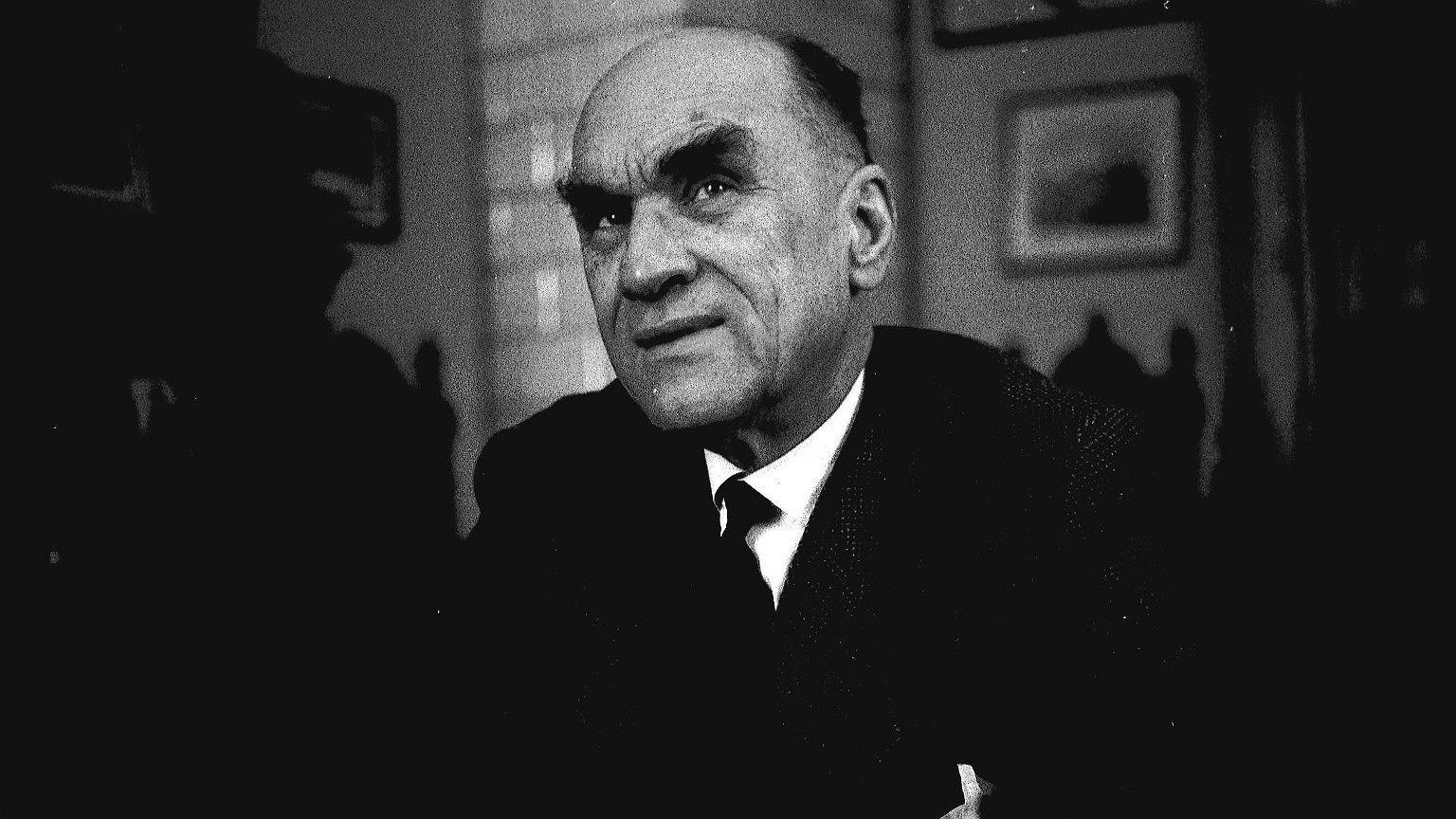 Jarosław Iwaszkiewicz, 1963 rok