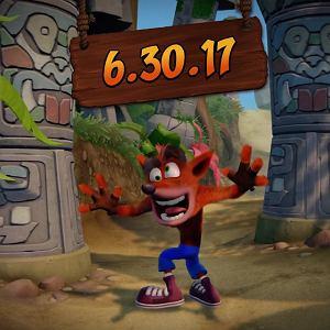Crash Bandicoot wraca!