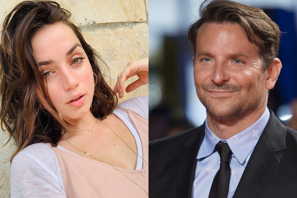 Ana De Armas i Bradley Cooper