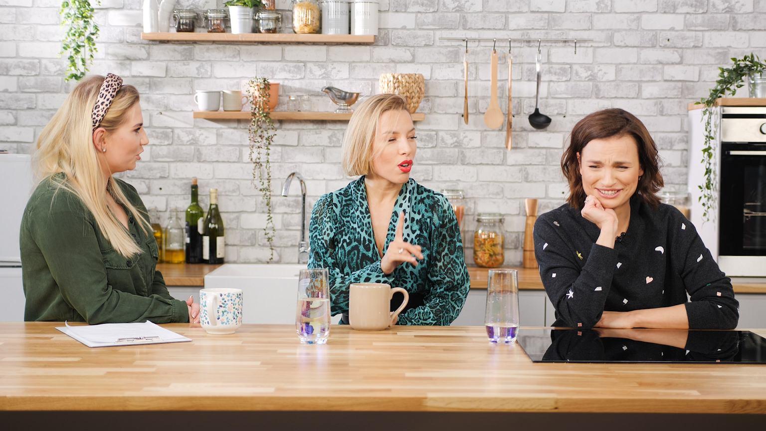 [TYLKO U NAS] Ewa Chodakowska i Ania Starmach o minusach popularności. Ewa: