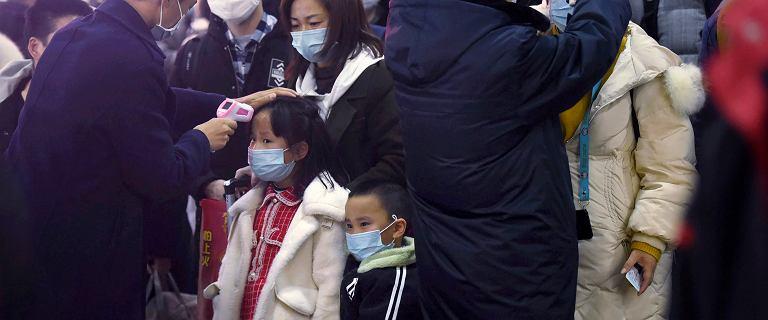Z powodu koronawirusa w mieście Wuhan zamknięto lotnisko