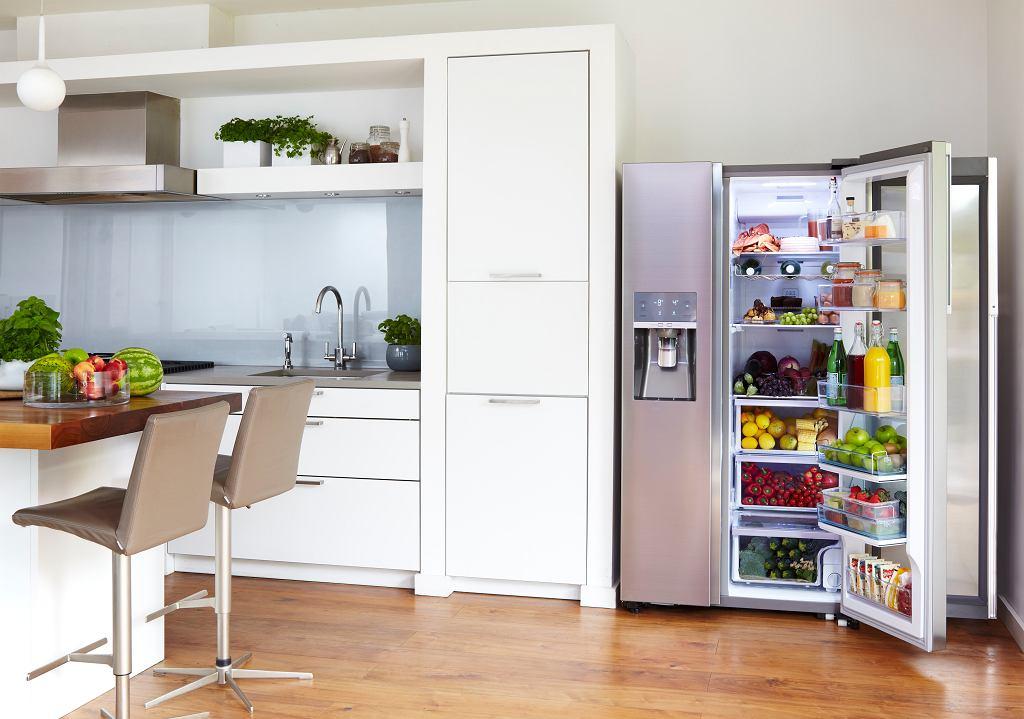 Lodówka Samsung Food ShowCase może ułatwić zdrowe odżywianie dzięki optymalnemu podziałowi na jasno określone strefy.