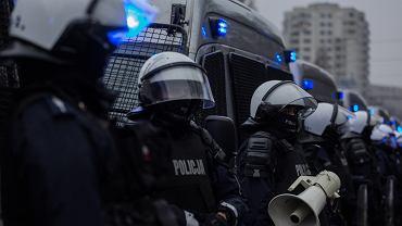 NIK weźmie pod lupę policję. Sprawdzi, czy nadużyto siły wobec protestujących