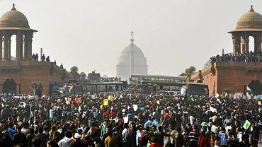 Coraz częstsze gwałty wywołują w Indiach fale protestów