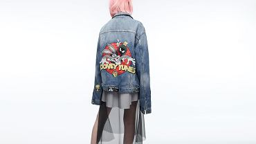 "ZARA nowy lookbook jesień-zima 2016 ""Comic Meets Denim"""