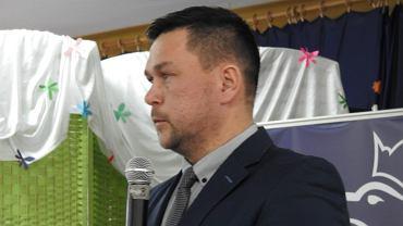Poseł PiS Piotr Olszówka