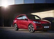 Nowy Ford Kuga - prawdziwa rewolucja w kompaktowym SUV-ie