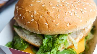 McDonalds sprzedaje sos do Big Maca