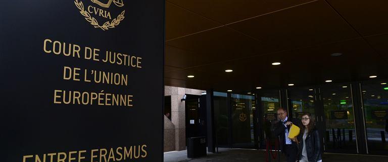 Trybunał Sprawiedliwości UE ogłosi orzeczenie w sprawie ustawy o SN