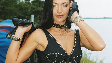Alicja Walczak w 2002 roku