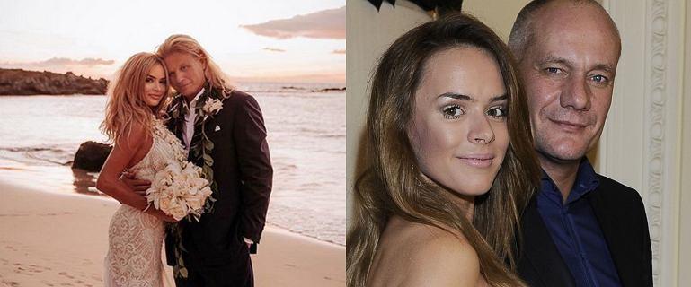 Była kochanka Piotra Zelta jest żoną miliardera! Pochwaliła się zdjęciami z luksusowego ślubu na Hawajach