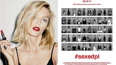 Anja Rubik i jej nowy projekt #SEXEDPL. Modelka nakręciła cykl filmików, w których osoby ze świata szeroko pojętej kultury szczerze i otwarcie rozmawiają o seksie