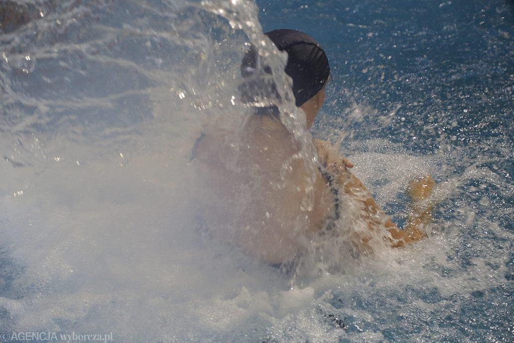 Pływalnia przy Stromej po remoncie