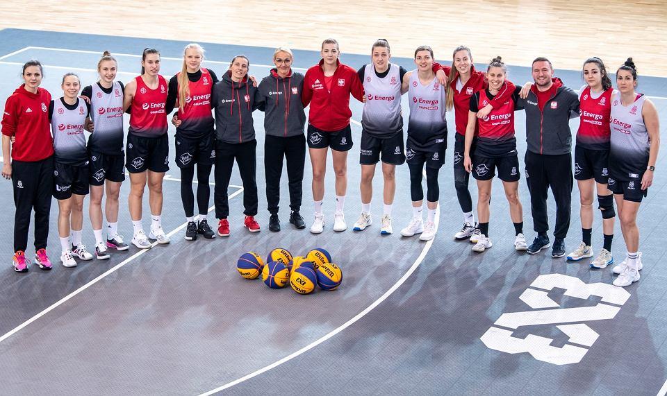Reprezentacja Polski kobiet w koszykówce 3x3