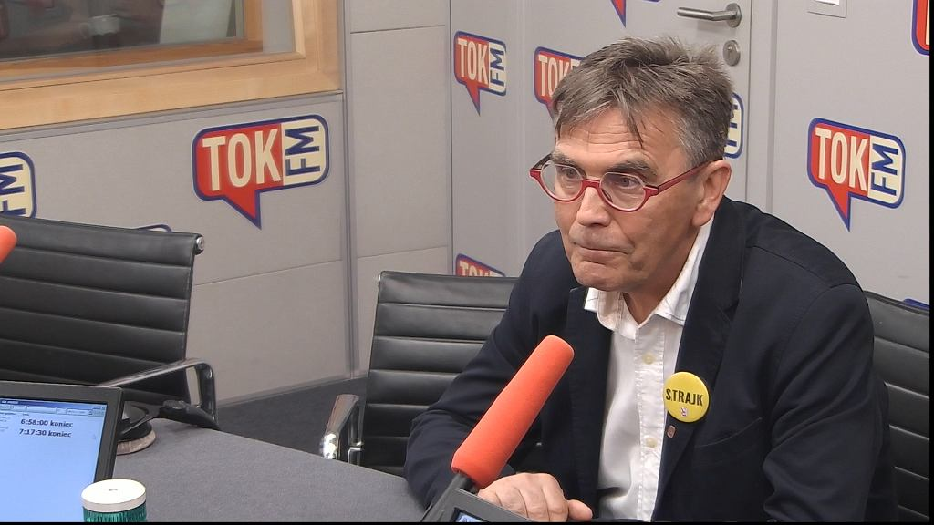 Krzysztof Baszczyński, wiceszef ZNP