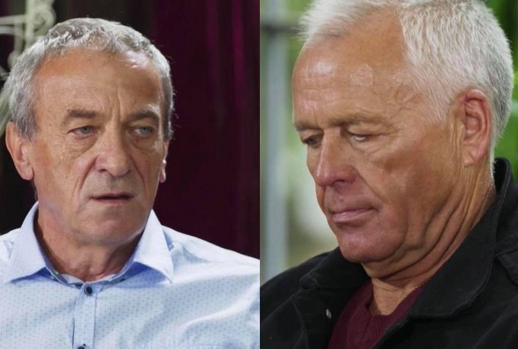 Zbyszek i Andrzej z 'Sanatorium miłości'