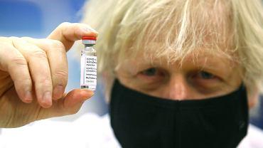 Wielka Brytania. Premier obiecał, że wszyscy dorośli otrzymają pierwszą dawkę szczepionki do końca lipca