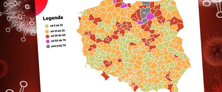 Mini lockdown w warmińsko-mazurskim. Kolejne regiony powinny mieć się na baczności