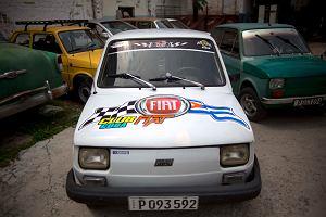 """Polski Fiat 126p bije rekordy popularności na Kubie. """"To Samochód Roku 2016"""""""