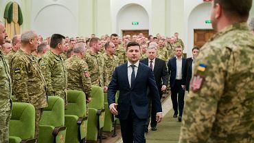 W piątek Kijów podjął decyzję o zamknięciu granic dla cudzoziemców na dwa tygodnie.