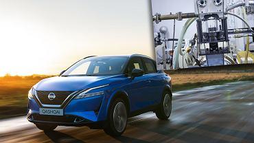Nissan Qashqai i technologia STARC