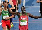 Usain Bolt kłaniał mu się. Rekordzista świata nie startuje od dwóch lat i tylko patrzy