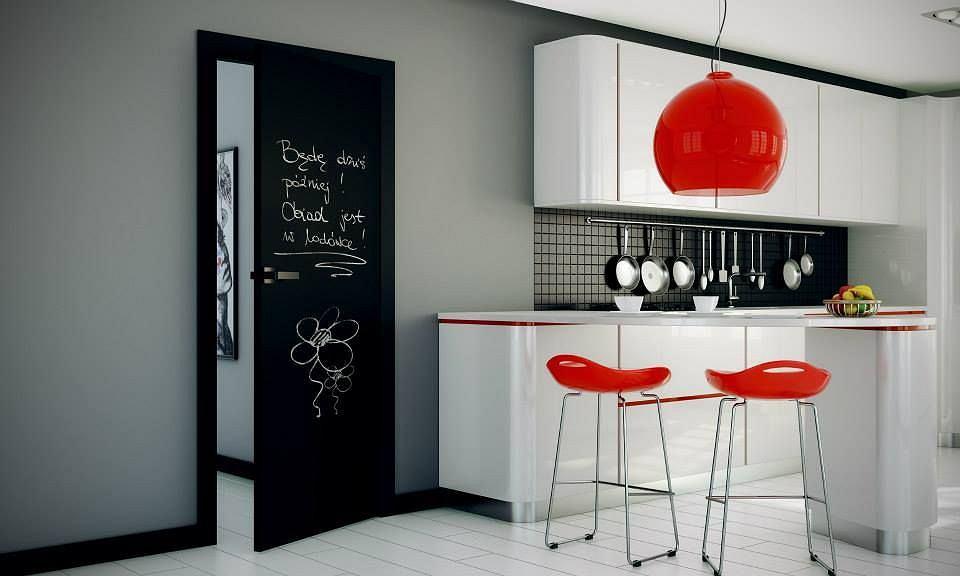 Farba Tablicowa W Kuchni Jak Zastosować Farbę Tablicową