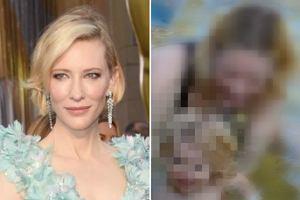 Cate Blanchett z rodziną