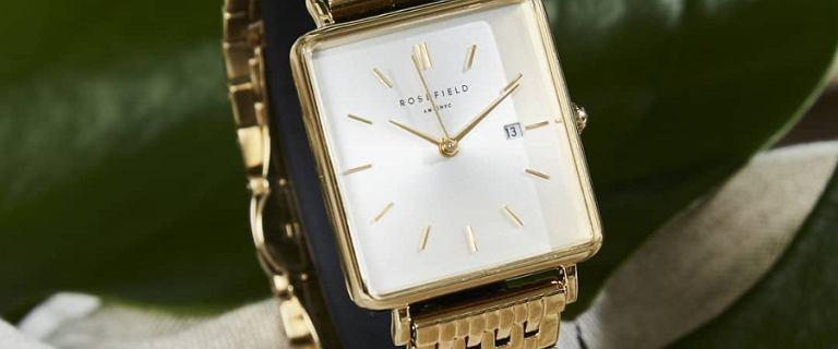 Zegarki Rosefield 60% taniej. Porządne modele w niskiej cenie