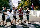Obywatele Solidarnie w Akcji. Jestem wdzięczny Kaczyńskiemu, że wyciągnął mnie na ulicę