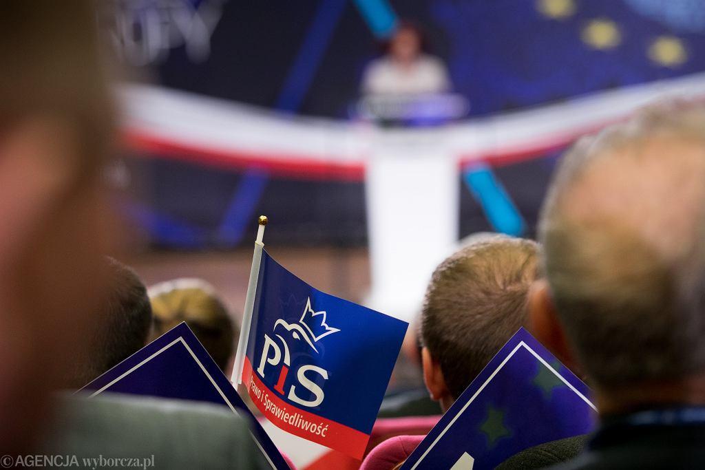 Konwencja Prawa i Sprawiedliwości w Lublinie.