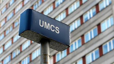 UMCS. Siedziba rektoratu