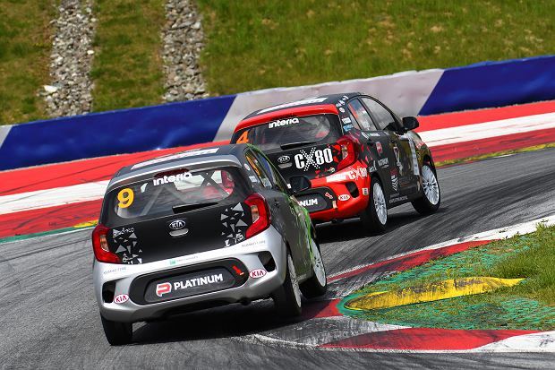 Kia Platinum Cup 2019 - druga runda, Red Bull Ring