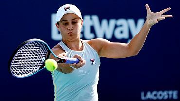 Sensacyjna porażka liderki rankingu WTA!