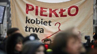Czarny Protest, Łódź 2018