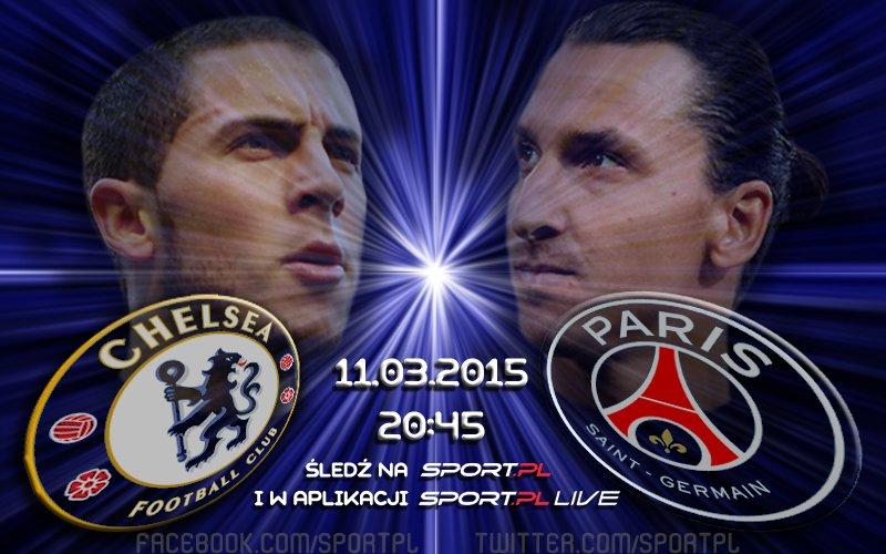 Chelsea Londyn - Paris Saint-Germain